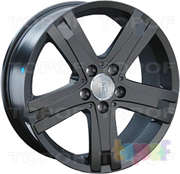 Колесные диски Replay (Replica LS) MR83 (MB83). Цвет - Matt Black
