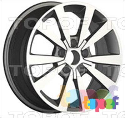 Колесные диски Replay (Replica LS) SK71. Изображение модели #1