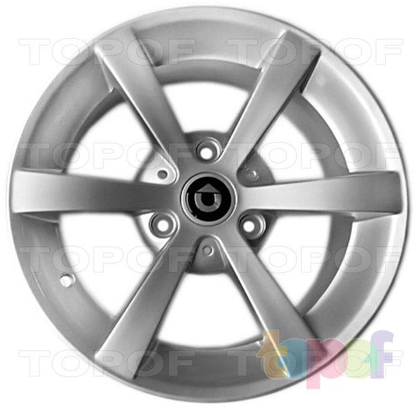 Колесные диски Replay (Replica LS) SM1. Изображение модели #1