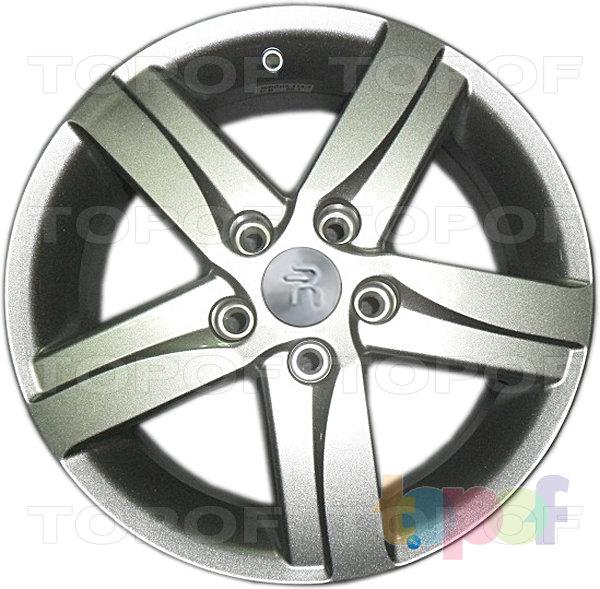 Колесные диски Replay (Replica LS) TY135 6.5x16 5*114.3 ET45 d.60.1 silver