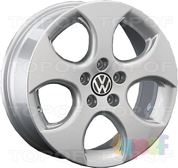 Колесные диски Replay (Replica LS) VV10 (VW10). Изображение модели #1