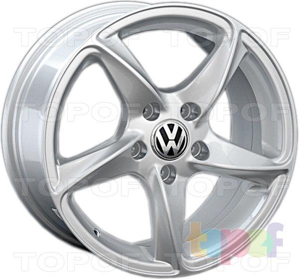 Колесные диски Replay (Replica LS) VV104 (VW104). Цвет серебряный