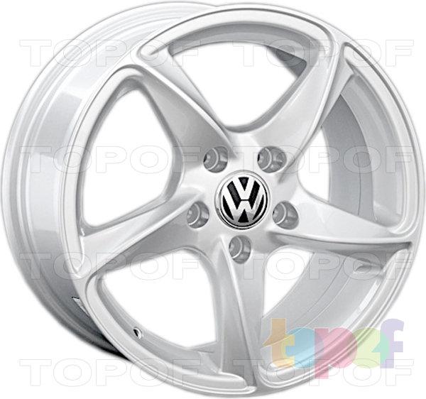 Колесные диски Replay (Replica LS) VV104 (VW104). Цвет - белый