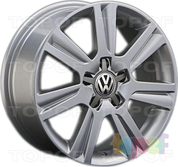 Колесные диски Replay (Replica LS) VV108 (VW108). Изображение модели #1