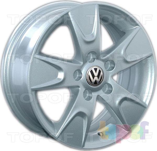 Колесные диски Replay (Replica LS) VV110 (VW110). Изображение модели #1