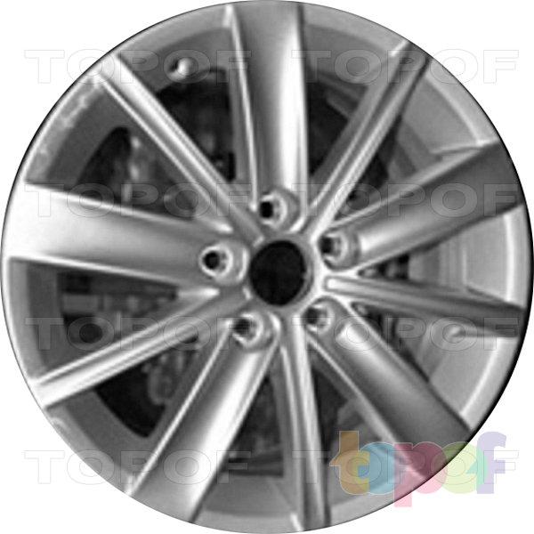 Колесные диски Replay (Replica LS) VV114 (VW114). Изображение модели #1