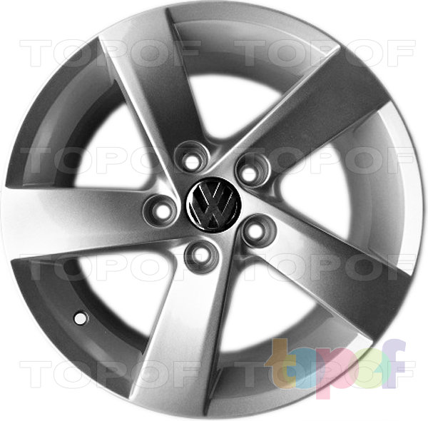 Колесные диски Replay (Replica LS) VV118 (VW118). Изображение модели #1