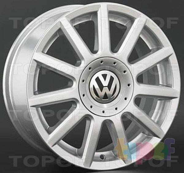 Колесные диски Replay (Replica LS) VV12 (VW12). Изображение модели #1