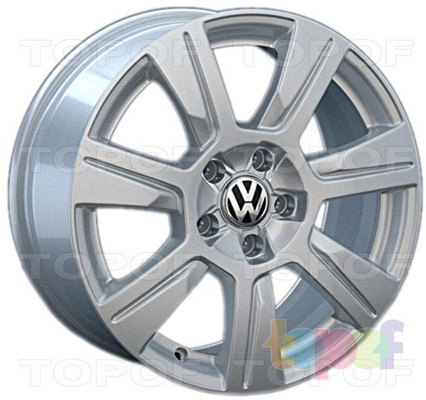 Колесные диски Replay (Replica LS) VV125 (VW125). Изображение модели #1