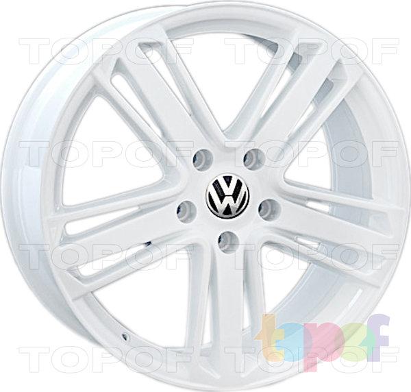 Колесные диски Replay (Replica LS) VV127 (VW127). Изображение модели #4
