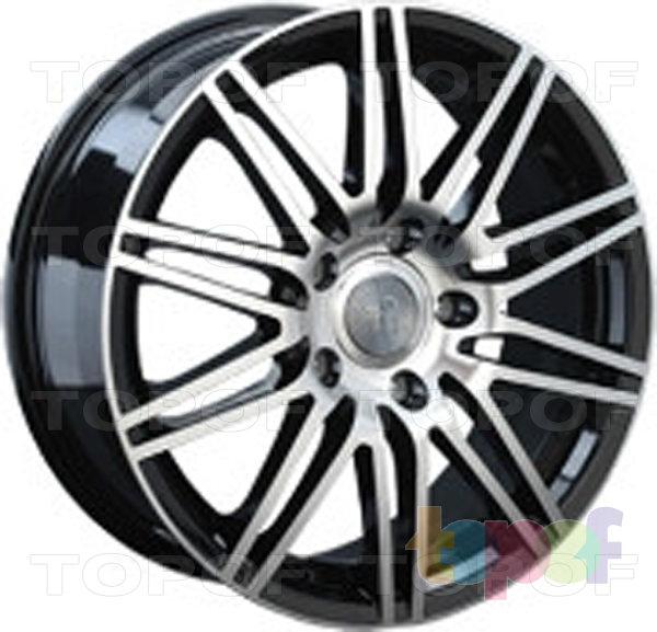 Колесные диски Replay (Replica LS) VV128 (VW128). Black polished