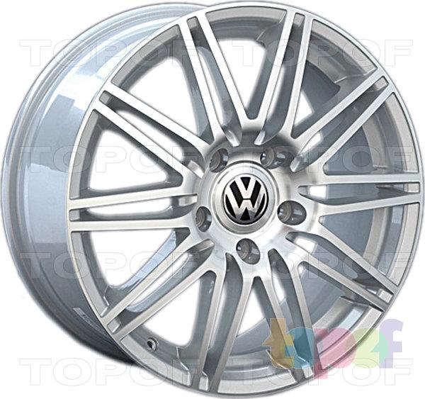 Колесные диски Replay (Replica LS) VV128 (VW128). Silver (серебряный) полированный