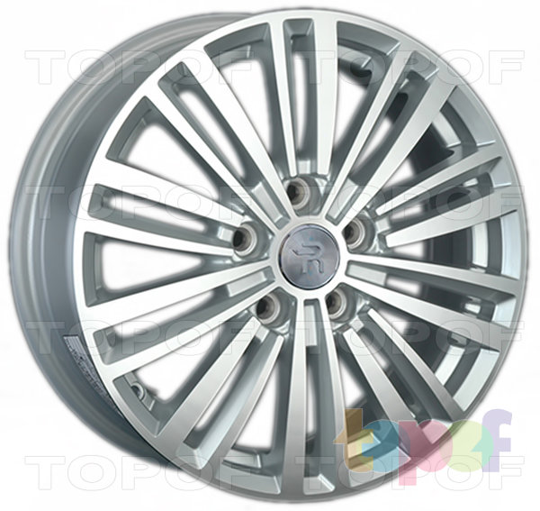 Колесные диски Replay (Replica LS) VV136 (VW136). Изображение модели #1