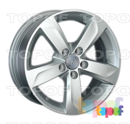 Колесные диски Replay (Replica LS) VV138 (VW138). Изображение модели #1