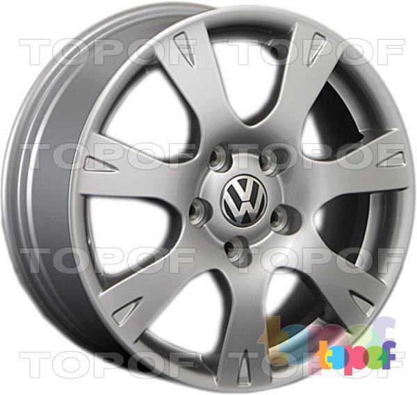 Колесные диски Replay (Replica LS) VV14 (VW14). Изображение модели #1