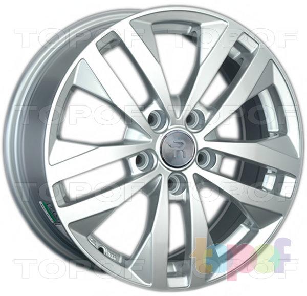 Колесные диски Replay (Replica LS) VV144 (VW144). Цвет колесного диска - Silver (Серебряный)