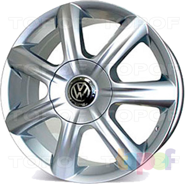 Колесные диски Replay (Replica LS) VV16 (VW16). Изображение модели #1