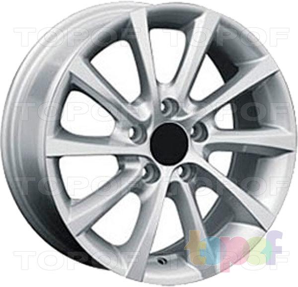 Колесные диски Replay (Replica LS) VV17 (VW17). Изображение модели #1