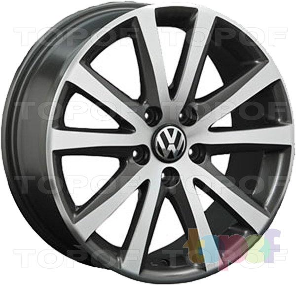 Колесные диски Replay (Replica LS) VV19 (VW19). Изображение модели #1