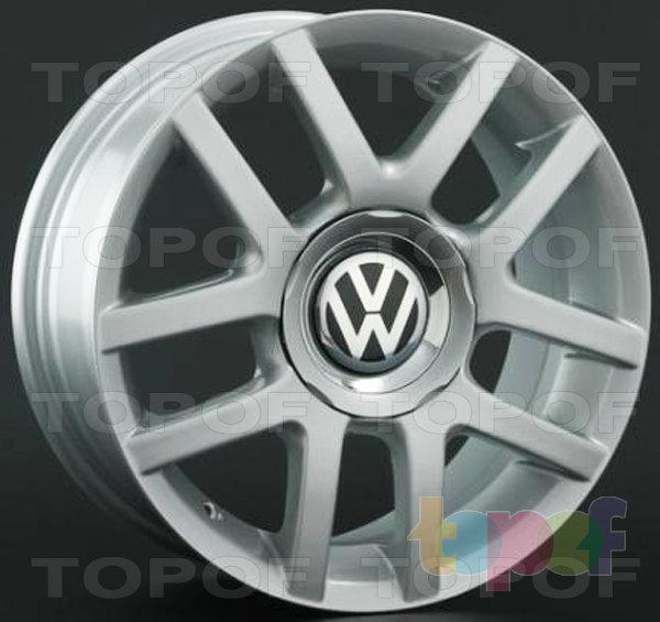 Колесные диски Replay (Replica LS) VV2 (VW2). Изображение модели #1