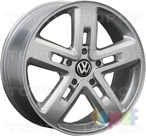 Колесные диски Replay (Replica LS) VV21 (VW21). Изображение модели #1