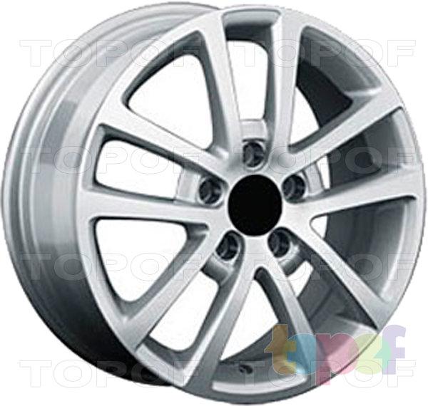 Колесные диски Replay (Replica LS) VV23 (VW23). Изображение модели #1