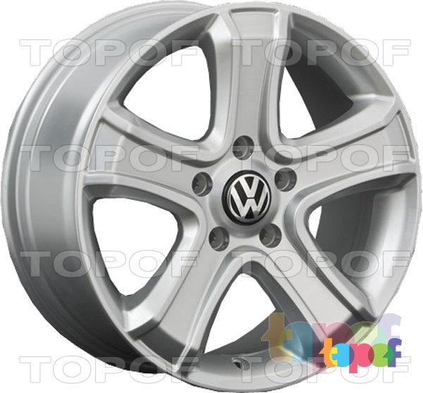 Колесные диски Replay (Replica LS) VV24 (VW24). Изображение модели #1