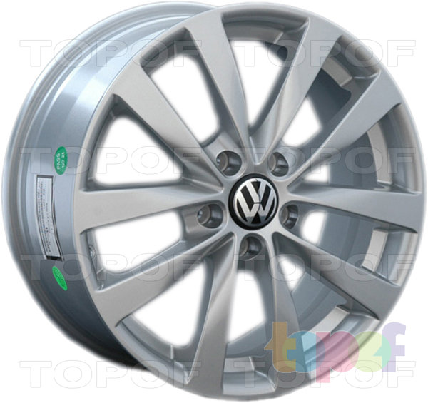 Колесные диски Replay (Replica LS) VV26 (VW26). Изображение модели #1