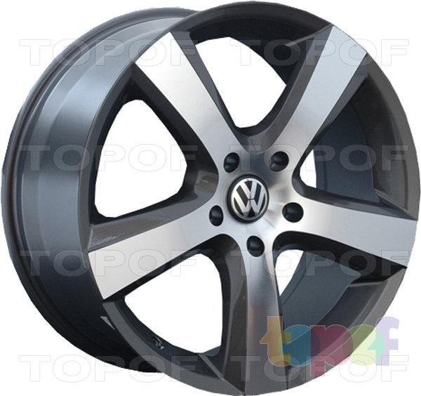 Колесные диски Replay (Replica LS) VV29 (VW29). Изображение модели #1