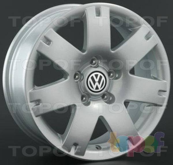 Колесные диски Replay (Replica LS) VV3 (VW3). Изображение модели #1