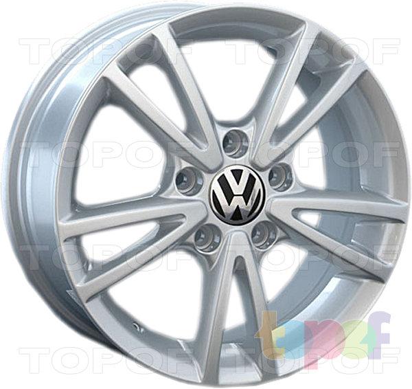 Колесные диски Replay (Replica LS) VV35 (VW35). Изображение модели #1