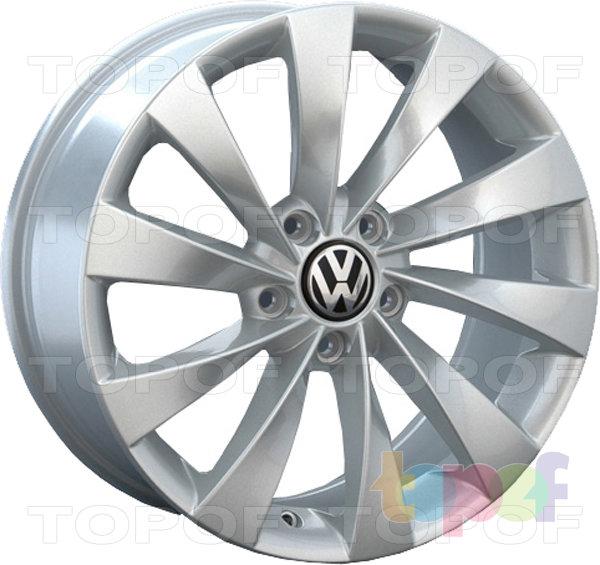 Колесные диски Replay (Replica LS) VV36 (VW36). Изображение модели #1