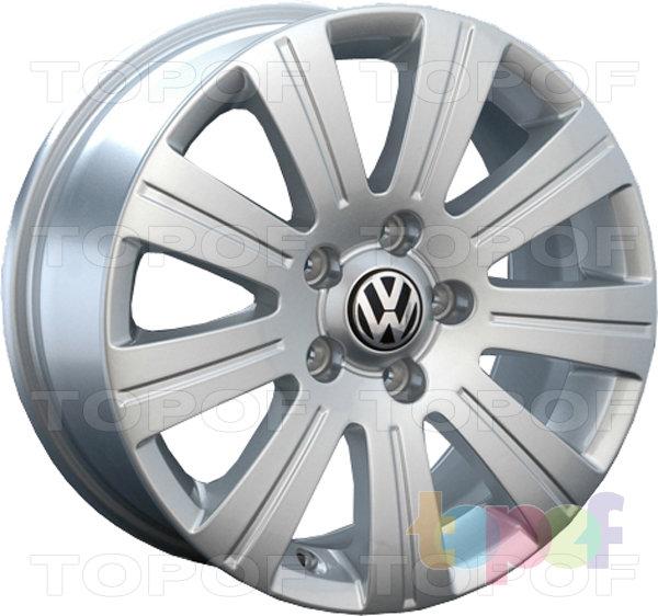 Колесные диски Replay (Replica LS) VV37 (VW37). Изображение модели #1