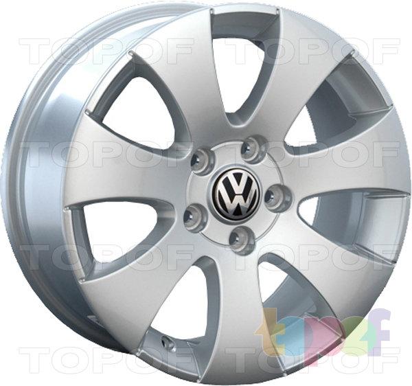 Колесные диски Replay (Replica LS) VV38 (VW38). Изображение модели #1