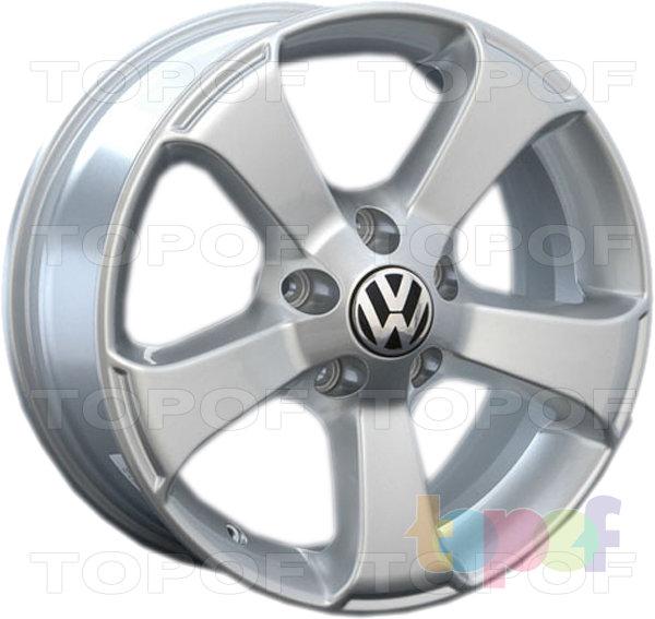 Колесные диски Replay (Replica LS) VV48 (VW48). Изображение модели #1