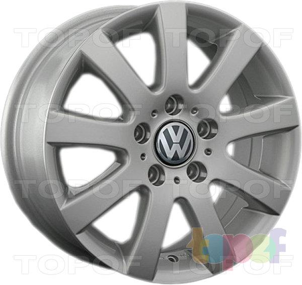 Колесные диски Replay (Replica LS) VV5 (VW5). Изображение модели #1
