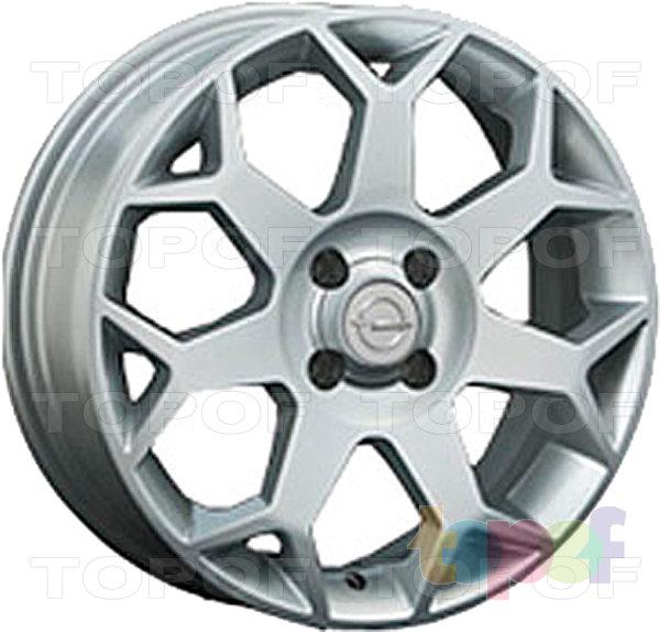 Колесные диски Replay (Replica LS) VV60 (VW60). Изображение модели #1