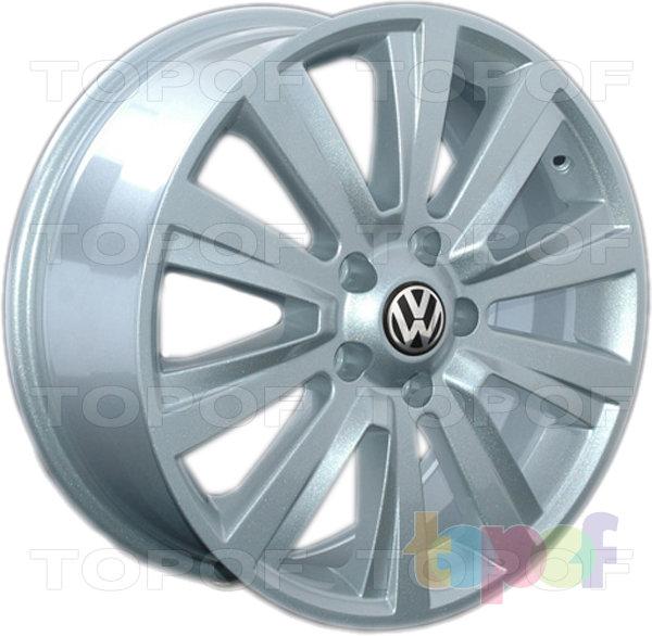 Колесные диски Replay (Replica LS) VV79 (VW79). Изображение модели #1