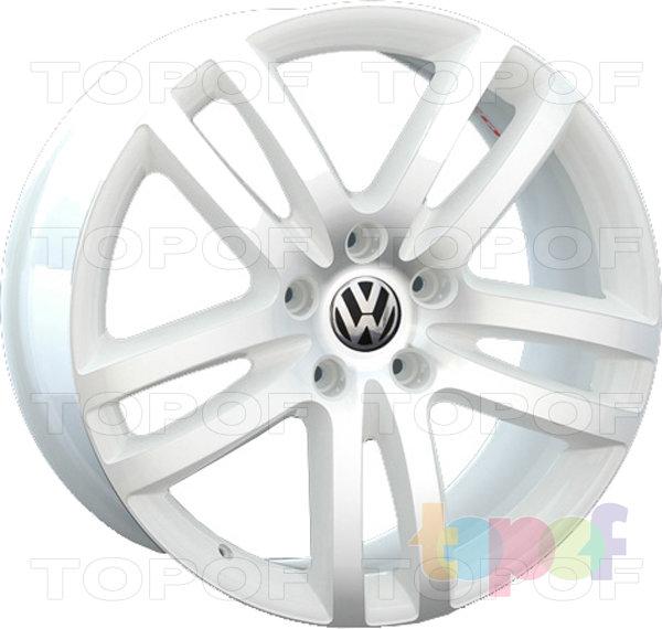 Колесные диски Replay (Replica LS) VV88 (VW88). Цвет - белый