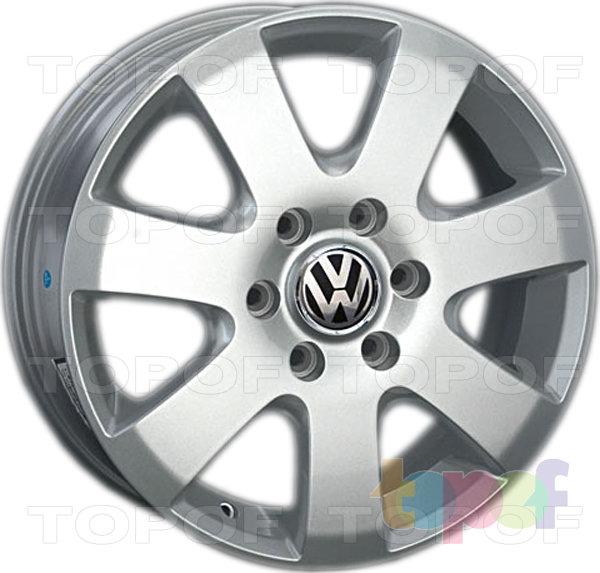 Колесные диски Replay (Replica LS) VV93 (VW93). Изображение модели #1