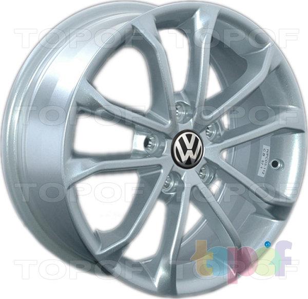 Колесные диски Replay (Replica LS) VV98 (VW98). Изображение модели #1