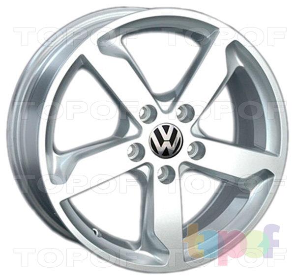 Колесные диски Replay (Replica LS) VV99 (VW99). Изображение модели #1