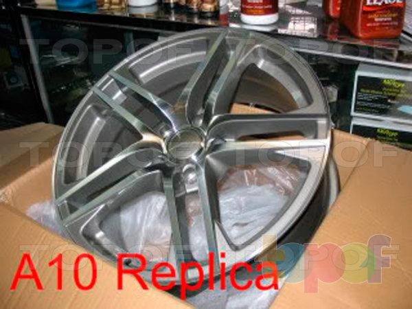 Колесные диски Replay (Replica LS) A10. Изображение модели #1