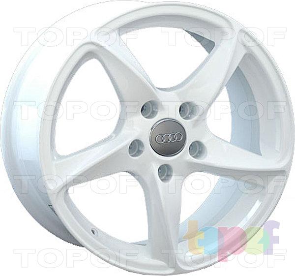 Колесные диски Replay (Replica LS) A32. белый
