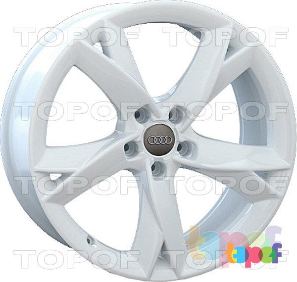 Колесные диски Replay (Replica LS) A33. Белый