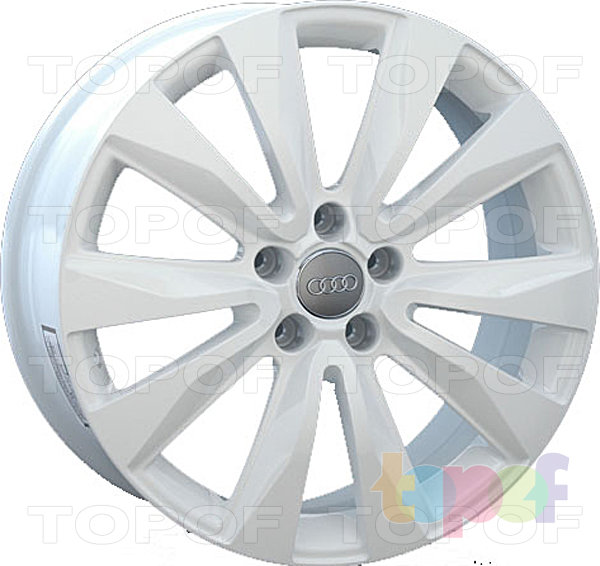 Колесные диски Replay (Replica LS) A45. Белый (white)