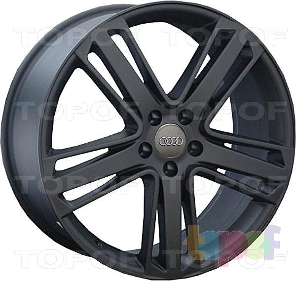 Колесные диски Replay (Replica LS) A51. Серый (Gun Metal)