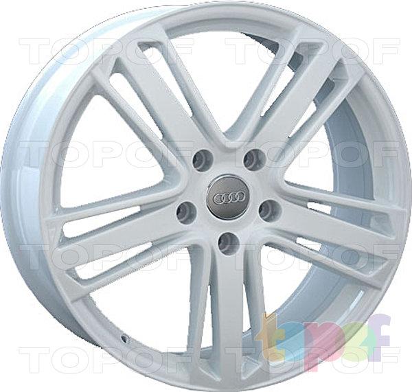 Колесные диски Replay (Replica LS) A51. Белый (White)