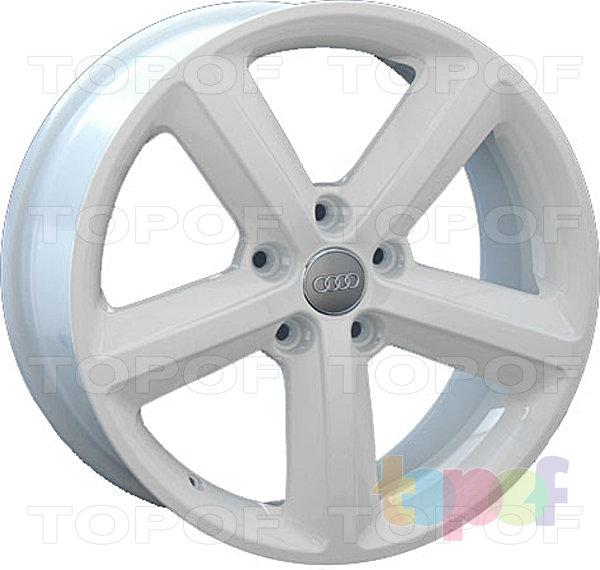 Колесные диски Replay (Replica LS) A55. Белый