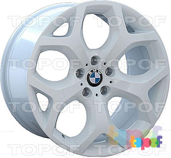 Колесные диски Replay (Replica LS) B70. Белый цвет